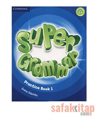 Cambridge Super Grammer 1 Practice Book
