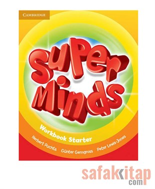 Cambridge Super Minds Starter Workbook