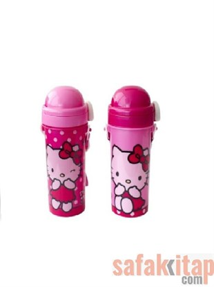 Hello Kitty Hk-Pl-6335 Plastik Matara 500 Ml