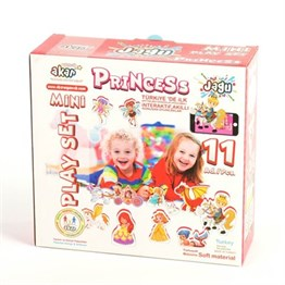 Jagu Prıncess Mini Play Set