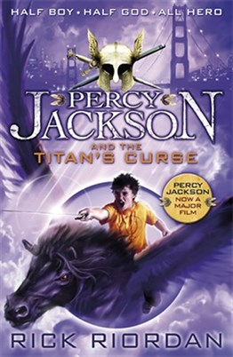 Percy Jackson and The Titans Curse