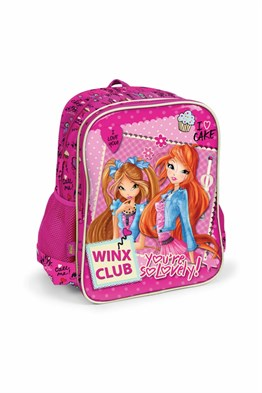 Winx Club Youre Lovely İlkokul Çantası